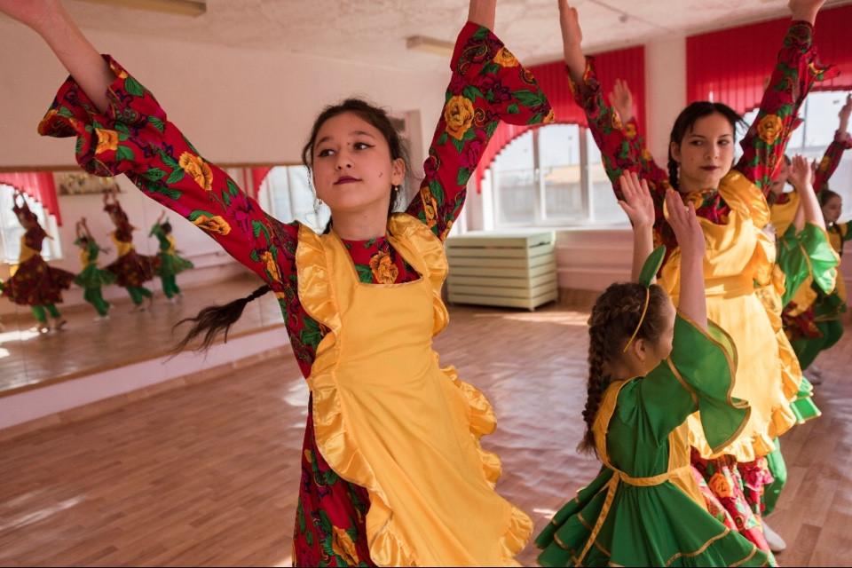 Где в Астраханской области живут татары
