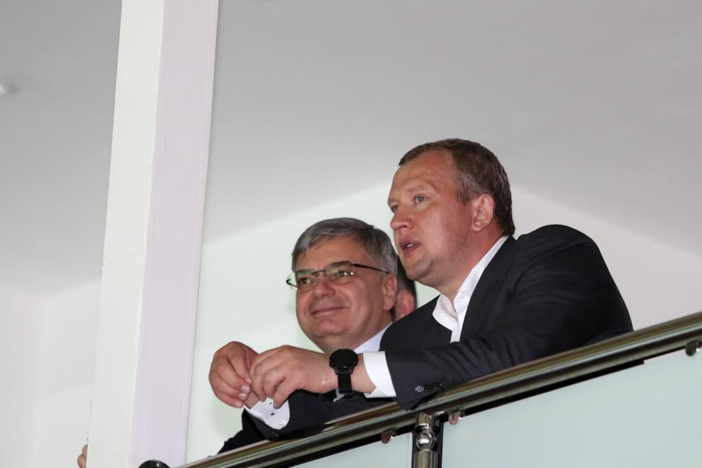 В Астрахани встретились сильнейшие гандболисты России и Венгрии