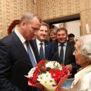 Сергей Морозов откликнулся на приглашение ветеранов Барановых