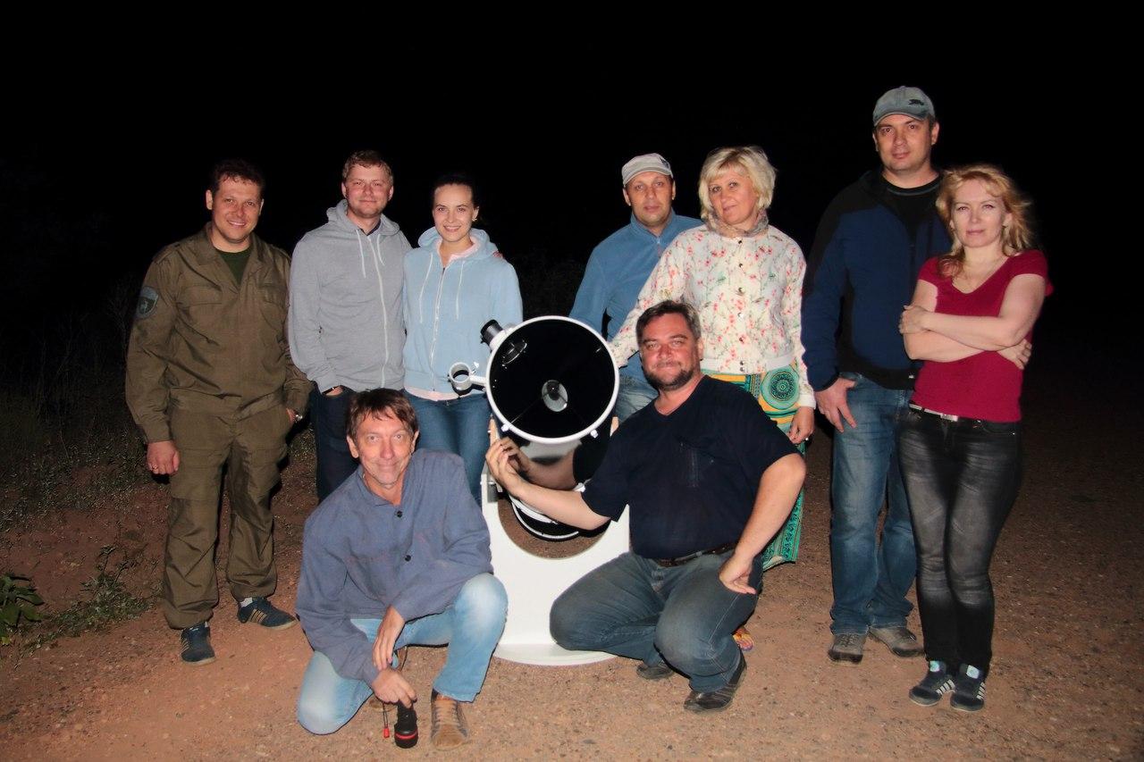 Клуб астраханских астрономов приглашает изучить жизнь и смерть НЛО