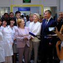 Второй корпус перинатального центра в Астрахани построят до конца 2020 года