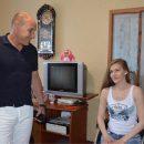 Астраханке-лучнице на инвалидом кресле подарили «крылья»