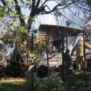 В Астрахани при пожаре спасли трех человек