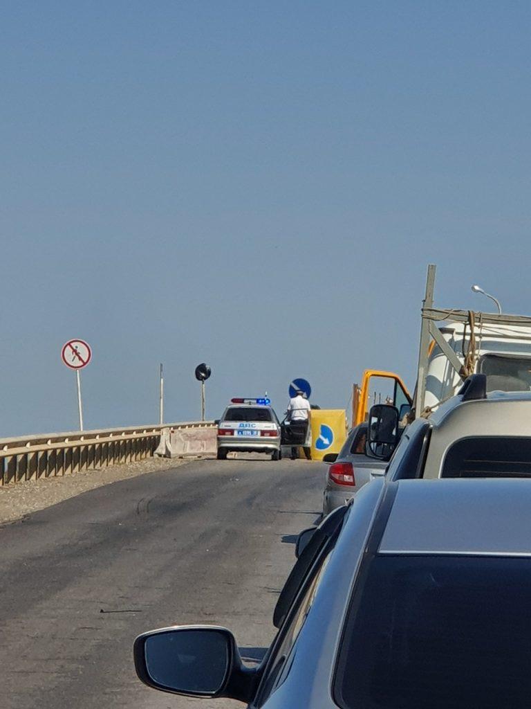 Один драматический день из жизни моста через Белый Ильмень