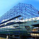 В Астрахани продаётся круизная яхта 290 млн рублей