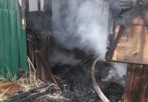 В Астраханской области при пожаре спасли 5 человек, но есть пострадавшие