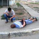 В Астрахани торговец гашишем пытался убежать от спецназовцев
