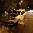 В Астрахани столкнулись 4 автомобиля