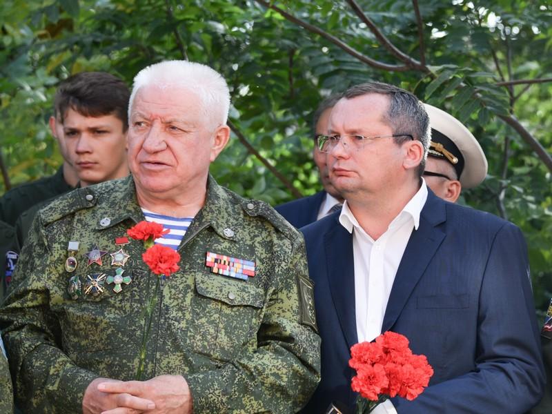 В Астраханском селе спустя 77 лет после смерти похоронили солдата