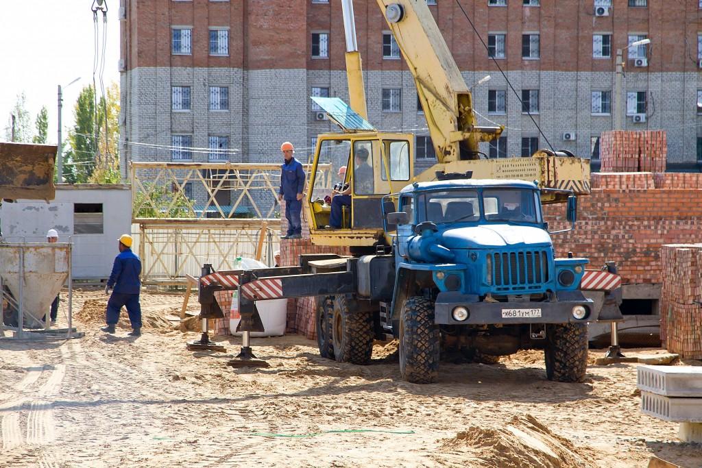 Застройщик срывает проект по строительству отделения психоневрологического интерната под Астраханью