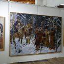 В Астраханском кремле проходит выставка полотен выдающегося живописца