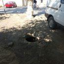Ахтубинцы предупреждают об опасной ловушке в центре города
