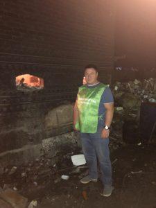 В Астрахани жгли и будут сжигать мусор