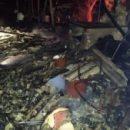 В Астраханской области при пожаре спасли трех человек