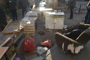 В Астрахани ликвидировали три стихийных рынка