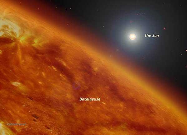 Астроном из Астрахани изучил, как меняется одна из самых ярких и красивых звёзд неба