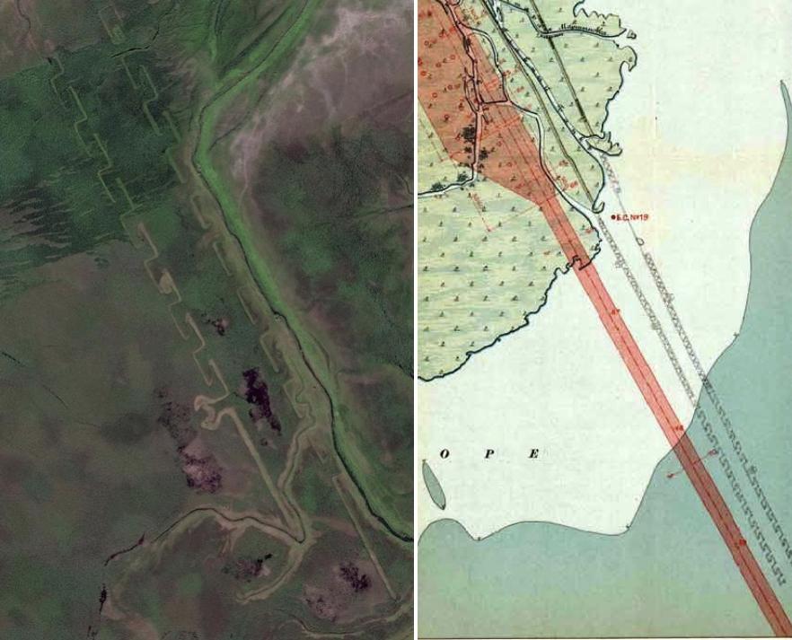 Ученые раскрыли тайну гигантских изображений, обнаруженных под Астраханью