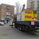 В Астрахани продолжают зачищать стихийные рынки