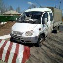 Военные остановили 11-летнего астраханца за рулем грузовой «Газели»