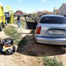 Пять человек, в том числе трое детей, пострадали в ДТП на автодороге «Астрахань — Евпраксино»