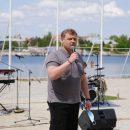 Астраханские музыканты дали концерт для врачей больницы для зараженных COVID-19