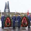 Астраханский губернатор почтил память солдат 28 армии, погибших под Хулхутой