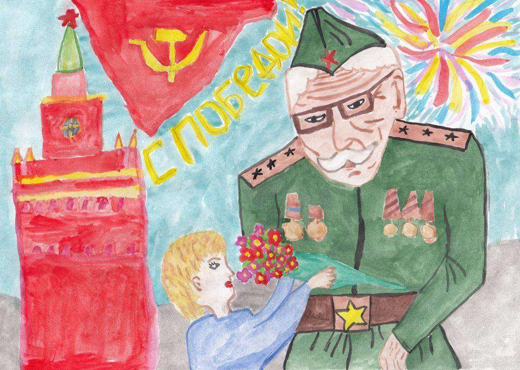 Лётчики поздравили астраханцев-героев Великой Отечественной