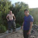 Сотрудники МЧС спасли тонущего в Астрахани