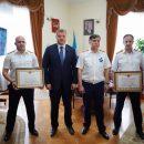 Астраханский губернатор наградил главы регионального управления Следственного Комитета РФ орденом