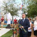 В день 90-летия ВДВ в Астраханской области открыли памятник герою-десантнику