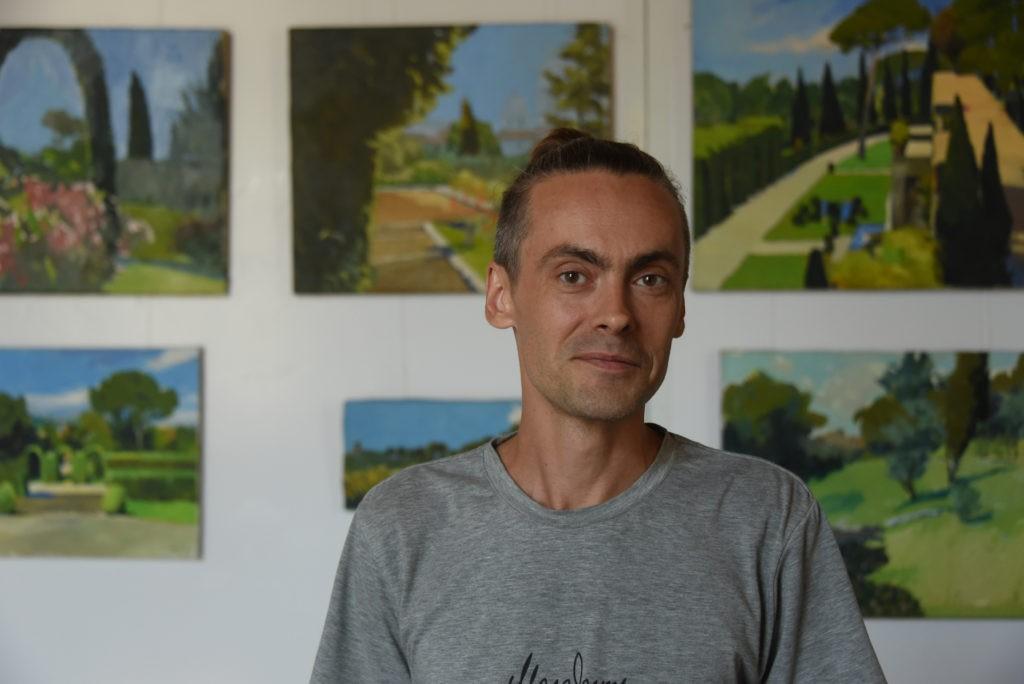 Андрей Шихов: «Итальянцы не верили, что я рисую в Ватикане»
