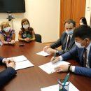 Астраханский губернатор провел личный прием граждан