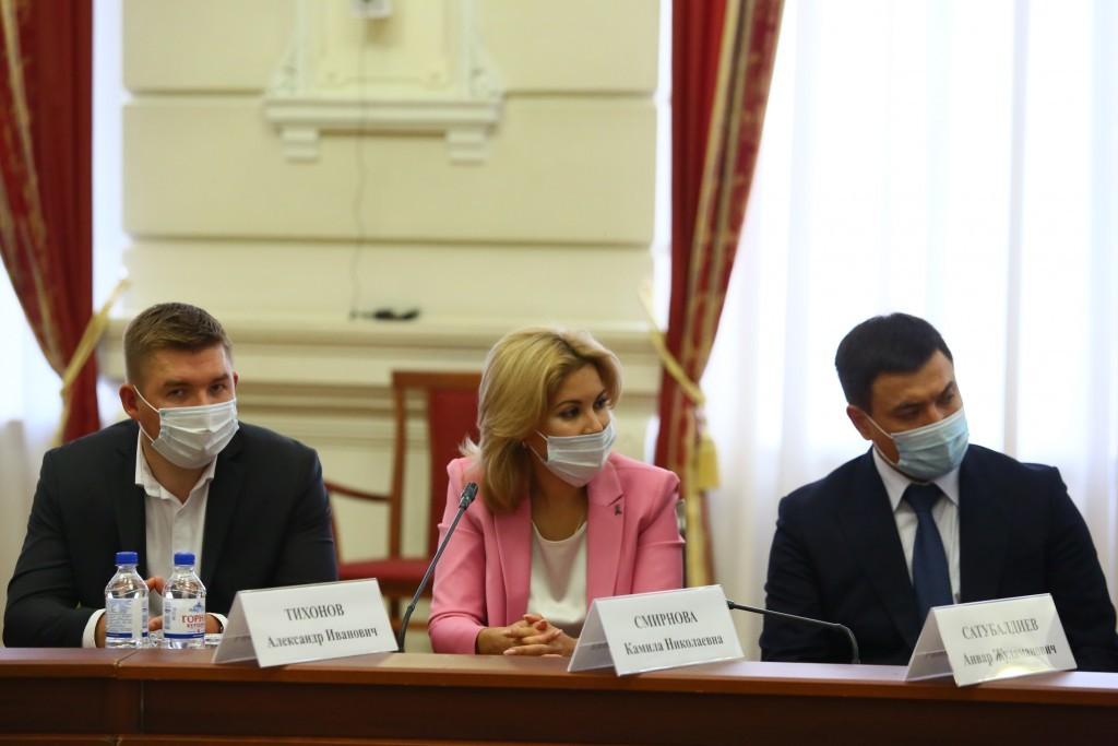 Мастер-план по развитию Астрахани презентуют в Москве