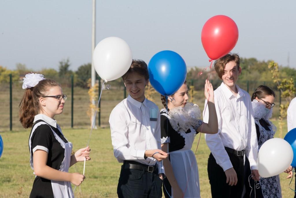 В Астраханской области открылась новая современная школа
