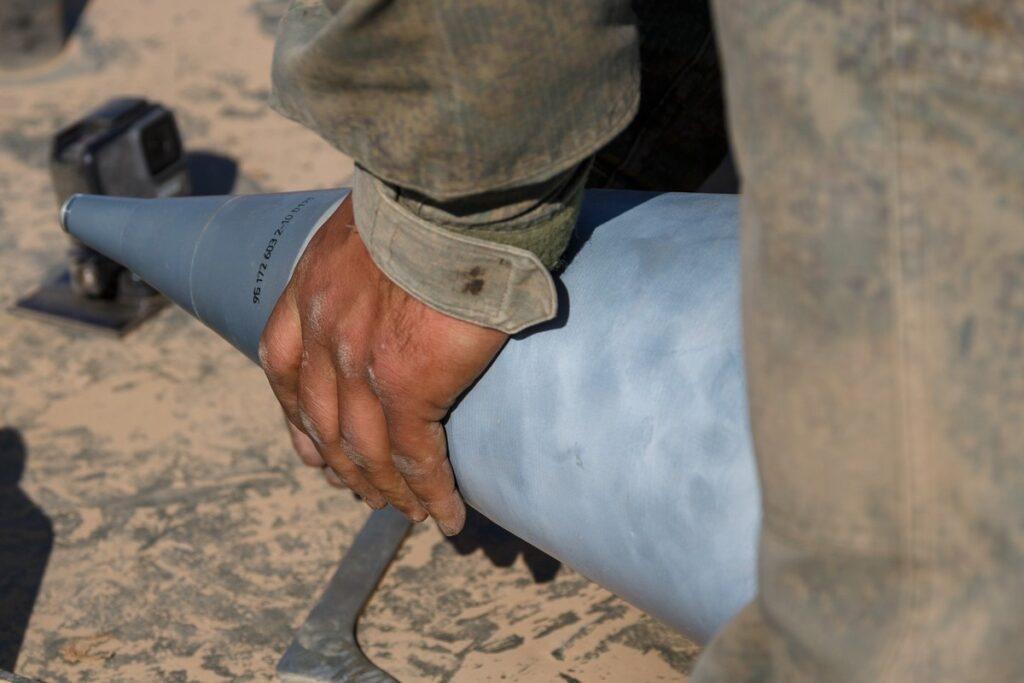 Большие маневры в Капустином Яру