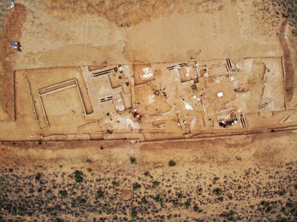 Хазарская сенсация, ордынский дворец