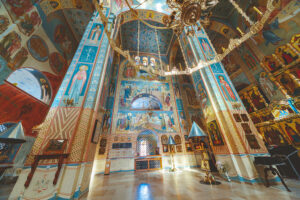 Газпром: инвестиции в духовное возрождение