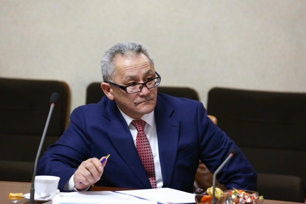 Игорь Бабушкин: «Астрахань должна стать центром торгово-экономического и культурного сотрудничества на Каспии»